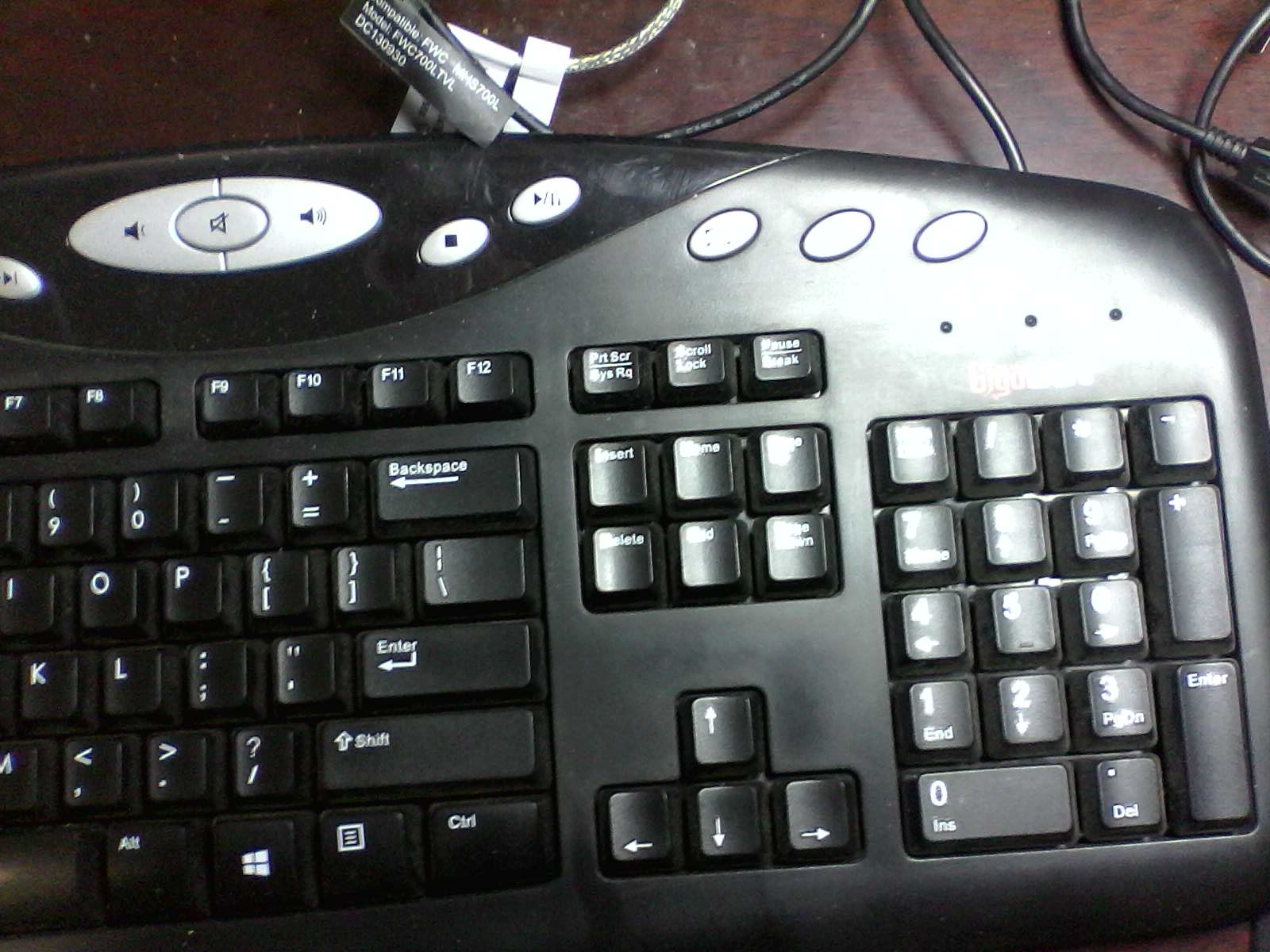 keyboard special keys image