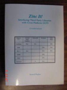 Zinc Book