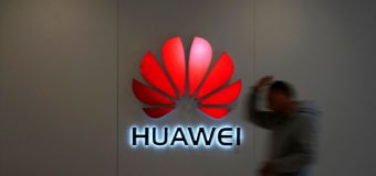 HUAWEI and the Phallus of Clouds
