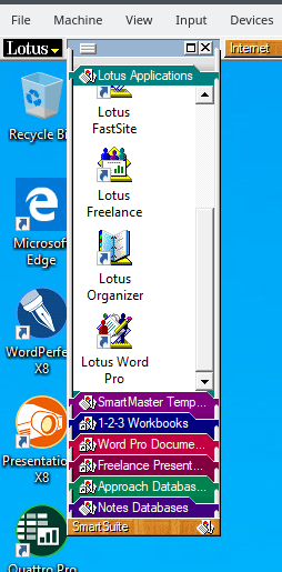 application drawer image