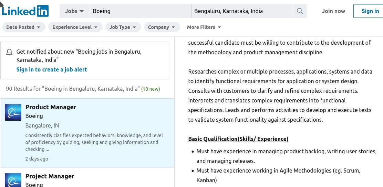 boeing agile jobs image