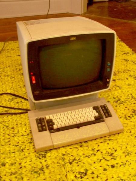 Some Mainframe Nostalgia